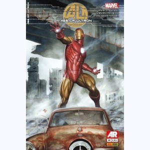 Age of Ultron : n° 4B