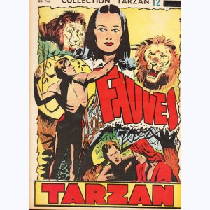 Collection Tarzan : n° 12, Les fauves