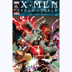 X-Men (2ème Série) : n° 12, Fear itself