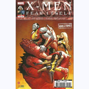 X-Men (2ème Série) : n° 13, Fear itself