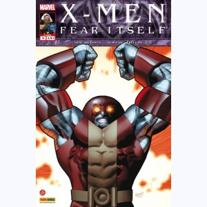 X-Men (2ème Série) : n° 14, Fear itself