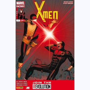 X-Men (4ème Série) : n° 2A, X-Men d'hier