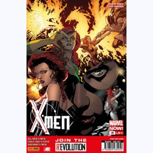 X-Men (4ème Série) : n° 2B, X-Men d'hier