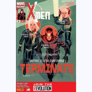 X-Men (4ème Série) : n° 8A, Blockbuster