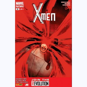 X-Men (4ème Série) : n° 8B, Blockbuster