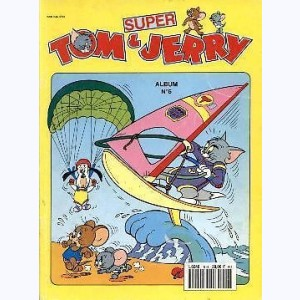 Super Tom et Jerry (Album) : n° 6, Recueil (21, 22, 23, 24)