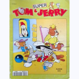 Super Tom et Jerry (Album) : n° 8, Recueil (29, 30, 31, ?)