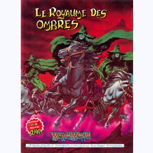 ARTIMA Color Géant, Weird World - 1 Le Royaume des ombres