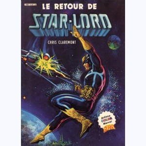 ARTIMA Color Géant, Le retour de Star-Lord