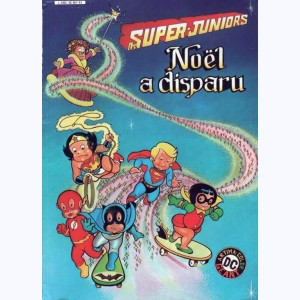 ARTIMA Color Géant, Les Super-Juniors - Noël a disparu