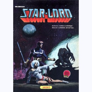 ARTIMA Color Géant, Star-Lord - L'ombre de Star-Lord