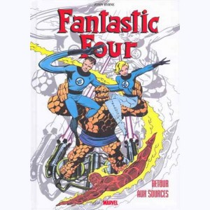 Best of Marvel (2ème Série) : n° 5, Fantastic Four - Retour aux sources