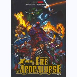 Best of Marvel (2ème Série) : n° 6, X-Men - L'ère d'apocalypse vol. 1