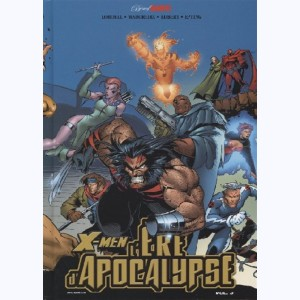 Best of Marvel (2ème Série) : n° 9, X-Men - L'ère d'apocalypse vol. 3