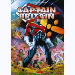 Best of Marvel (2ème Série) : n° 10, Captain Britain - La fin du monde