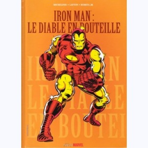 Best of Marvel (2ème Série) : n° 13, Iron Man - Le Diable en bouteille