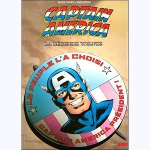Best of Marvel (2ème Série) : n° 14, Captain America - La légende vivante