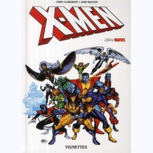 Best of Marvel (2ème Série) : n° 15, X-Men - Vignettes