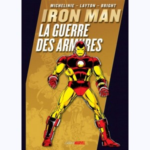 Best of Marvel (2ème Série) : n° 21, Iron Man - La guerre des armures