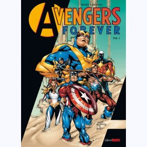 Best of Marvel (2ème Série) : n° 22, Avengers forever vol.1