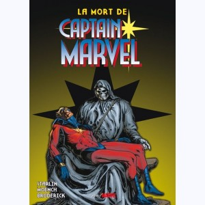 Best of Marvel (2ème Série) : n° 26, La mort de Captain Marvel