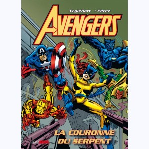 Best of Marvel (2ème Série) : n° 28, Avengers - La couronne du Serpent