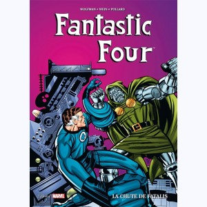 Best of Marvel (2ème Série) : n° 32, Fantastic Four - La chute de Fatalis