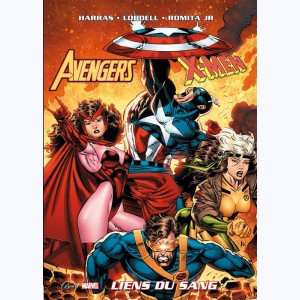 Best of Marvel (2ème Série) : n° 33, Avengers / X-Men - Liens du sang