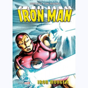 Best of Marvel (2ème Série) : n° 37, Iron Man - Iron monger