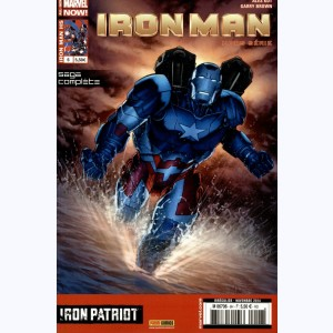 Iron Man Hors-Série : n° 6, Iron Patriot