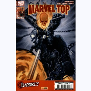 Marvel Top (2ème Série) : n° 16, Mercy, Non Merci