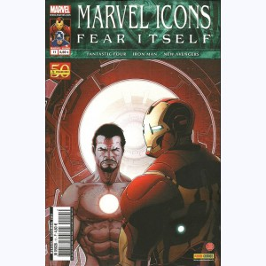 Marvel Icons (2ème Série) : n° 11, Fear itself