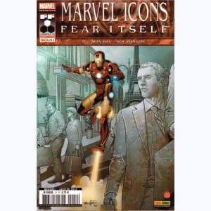 Marvel Icons (2ème Série) : n° 12A, Le club