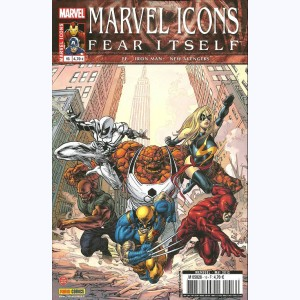 Marvel Icons (2ème Série) : n° 16, Ascension