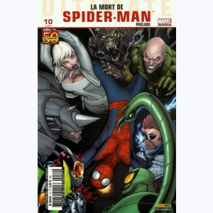 Ultimate Spider-Man (2ème Série) : n° 10, La mort de Spider-Man