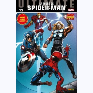 Ultimate Spider-Man (2ème Série) : n° 11, La mort de Spider-Man
