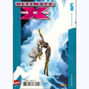 Ultimate X-Men : n° 5, Premier sang