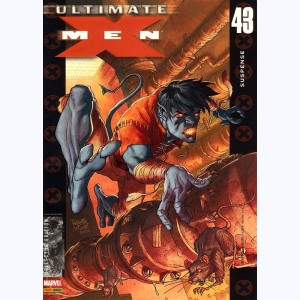 Ultimate X-Men : n° 43, Suspense