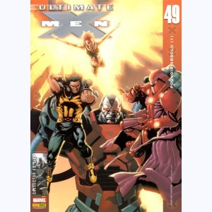 Ultimate X-Men : n° 49, Pouvoir absolu