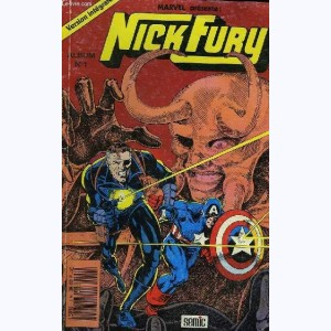 Nick Fury (Album) : n° 1, Recueil Nick Fury (1, 2, 3)