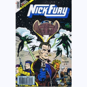 Nick Fury (Album) : n° 2, Recueil Nick Fury (4, 5, 6)