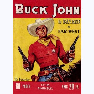 Buck John : n° 10, Le grand grizzly blanc