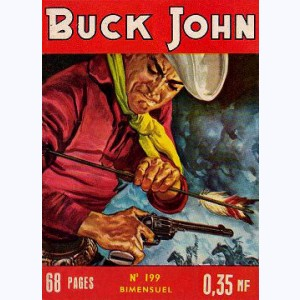 Buck John : n° 199, Le secret de Don Esteban