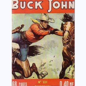 Buck John : n° 221, Menace sur Alkali-City