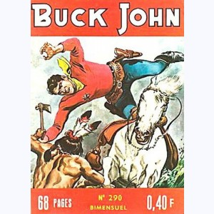 Buck John : n° 290, Drôle de coupable