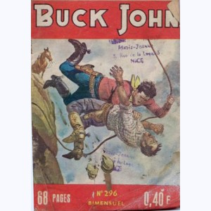 Buck John : n° 296, L'implacable