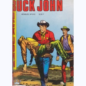 Buck John : n° 612, L'assistant intrépide