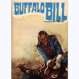 Buffalo Bill (3ème Série) : n° 28, Le labyrinthe du Diable