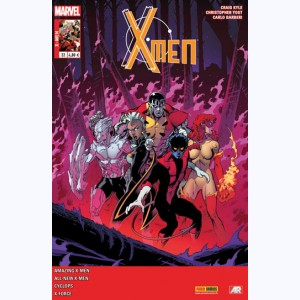 X-Men (4ème Série) : n° 22, World war wendigo