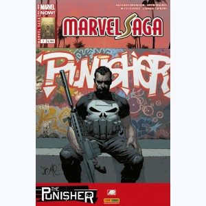 Marvel Saga (2ème Série) : n° 7, Punisher